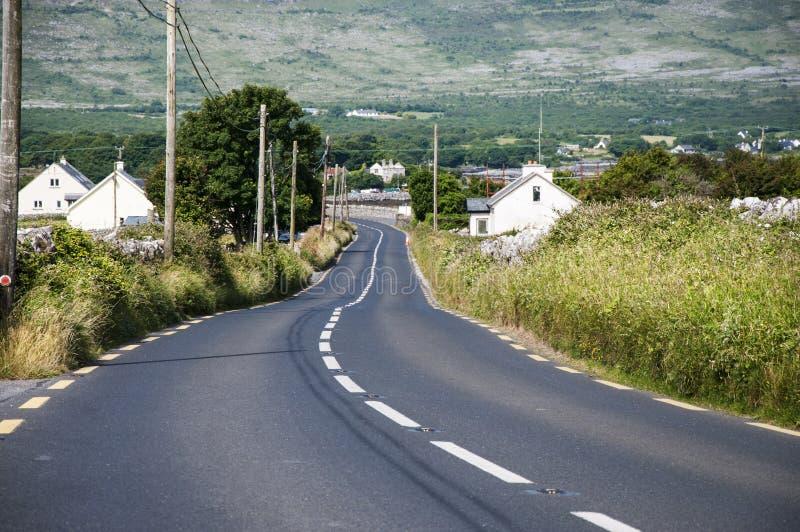 Het Ierse Platteland stock foto's