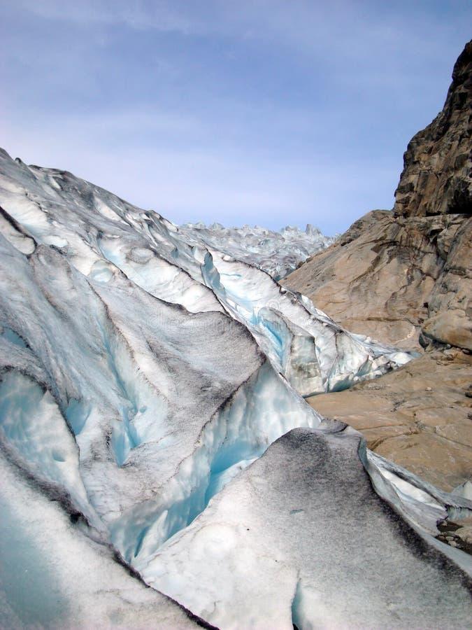 Het ijs royalty-vrije stock afbeeldingen