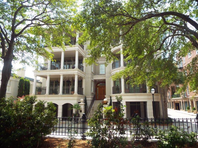 Het inbouwen van Charleston royalty-vrije stock fotografie