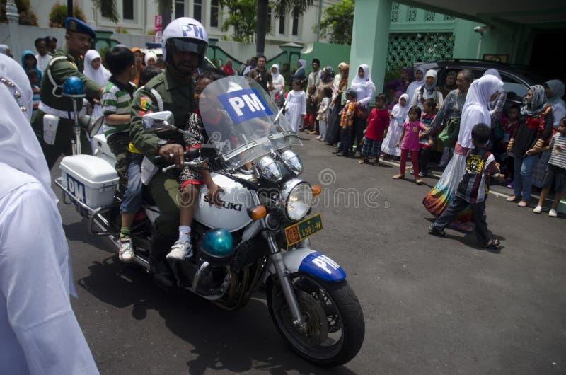 HET INDONESISCHE MILITAIRE HERSTRUCTURERINGSPLAN VAN TNI stock afbeelding