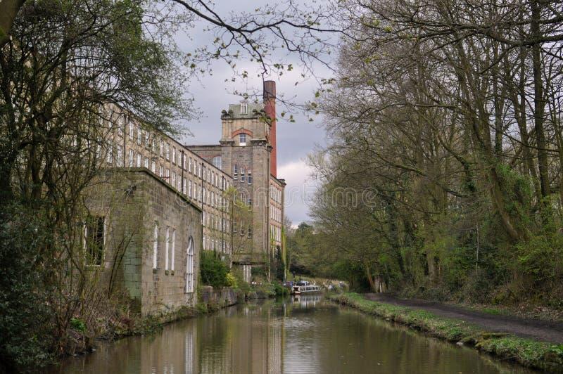 Het Industriële erfgoed van Groot-Brittannië stock afbeelding