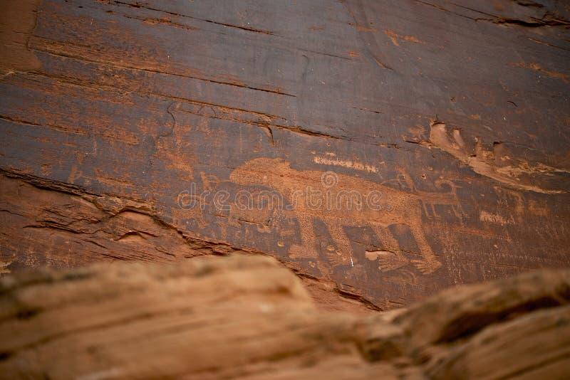 Het inheemse Geschrift van Amerikanen royalty-vrije stock afbeeldingen