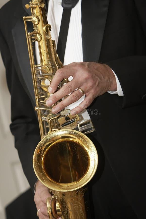 Het instrument van de muziek stock foto