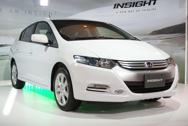 Het Inzicht van Honda royalty-vrije stock afbeelding