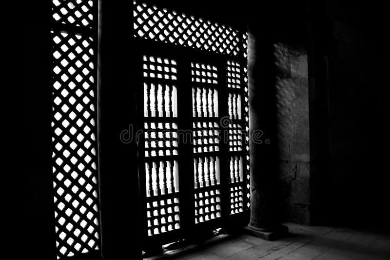 Het Islamitische art. stock fotografie