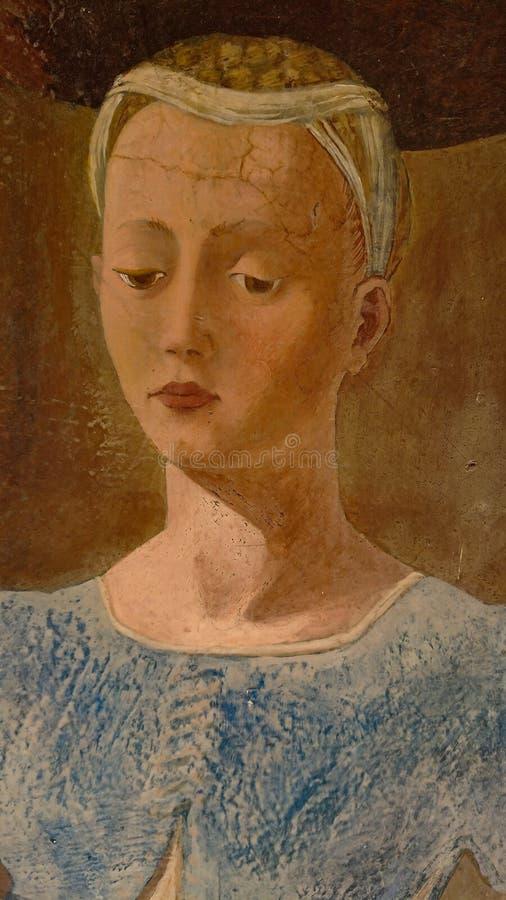 Het Italiaanse Schilderen royalty-vrije stock afbeelding