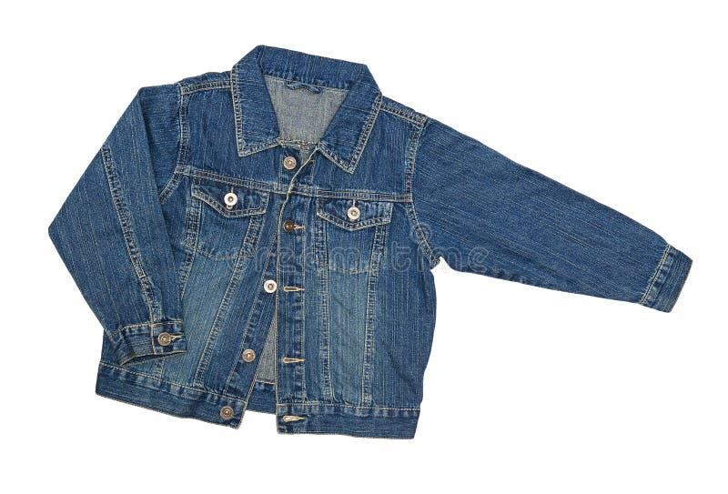 Het jasje van jeans stock afbeelding