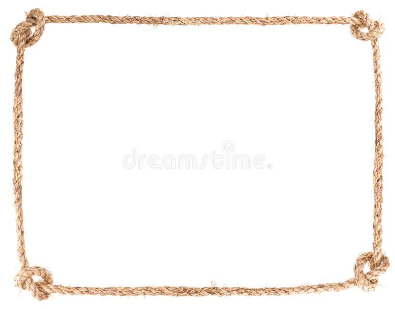 Het kader van de kabelknoop