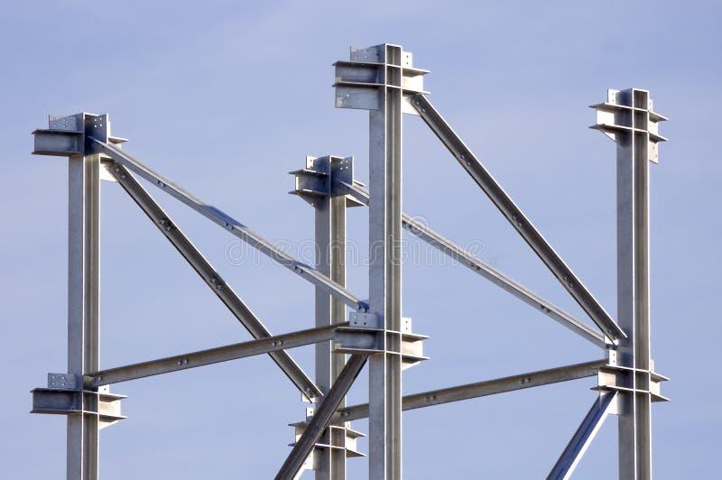 Het kader van het staal royalty-vrije stock foto