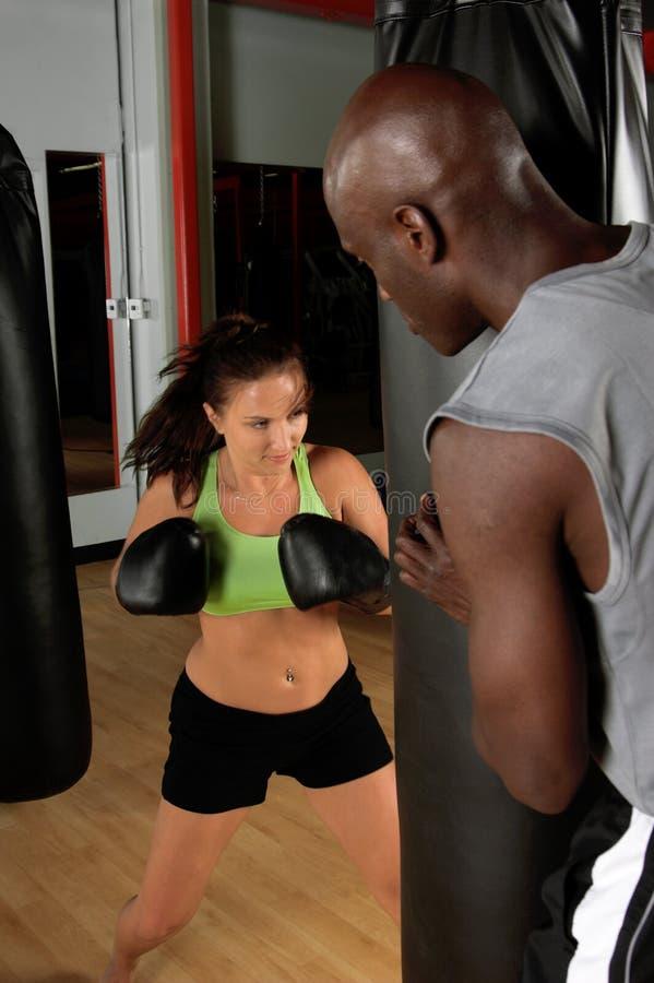 Het Kamp van de Opleiding MMA royalty-vrije stock fotografie