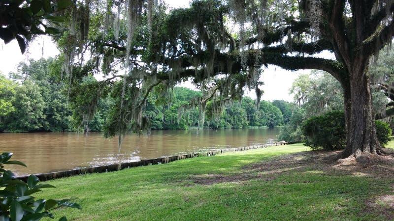 Het kanaal van Louisiane stock foto's