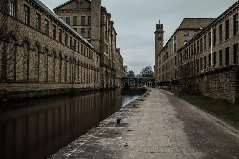 Het Kanaal van Yorkshire stock fotografie