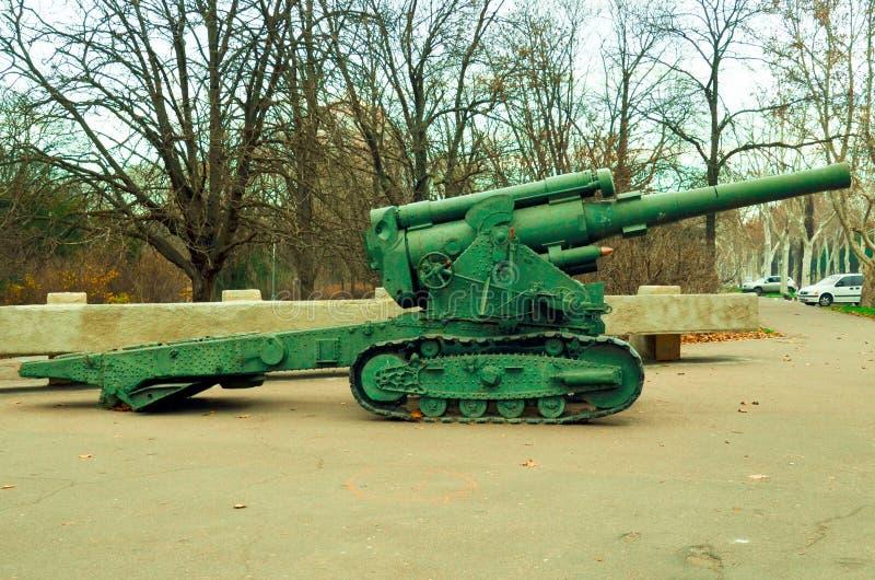 Het kanon stock afbeelding