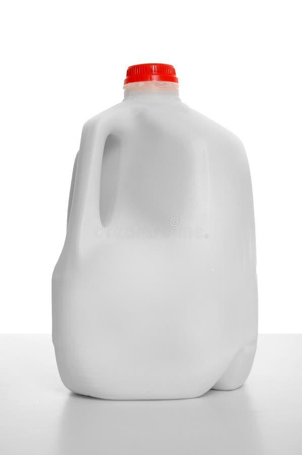 Het Karton van de melk royalty-vrije stock fotografie