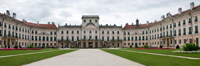Het kasteel Esterhazy royalty-vrije stock foto's