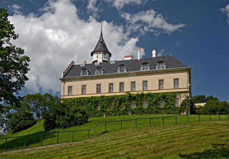 Het kasteel Radun royalty-vrije stock foto