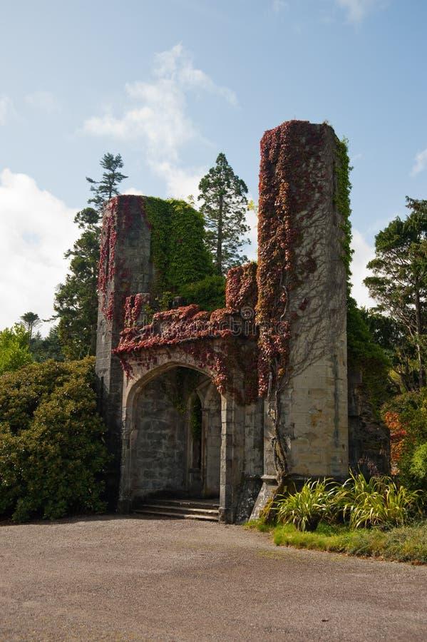 Het kasteel van Armadale royalty-vrije stock foto