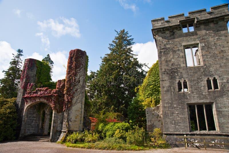 Het kasteel van Armadale royalty-vrije stock foto's
