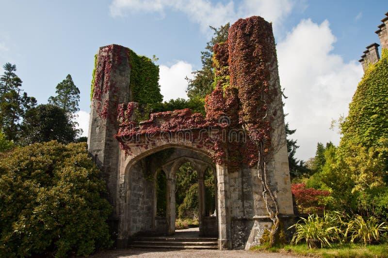 Het kasteel van Armadale stock fotografie
