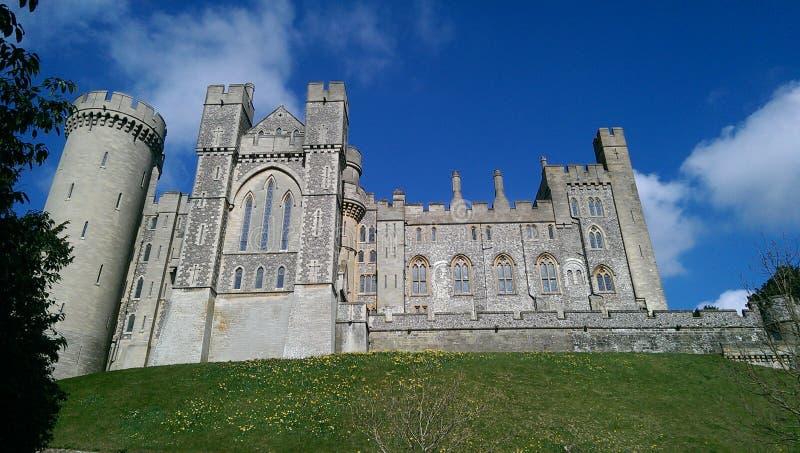 Het kasteel van Arundel royalty-vrije stock fotografie