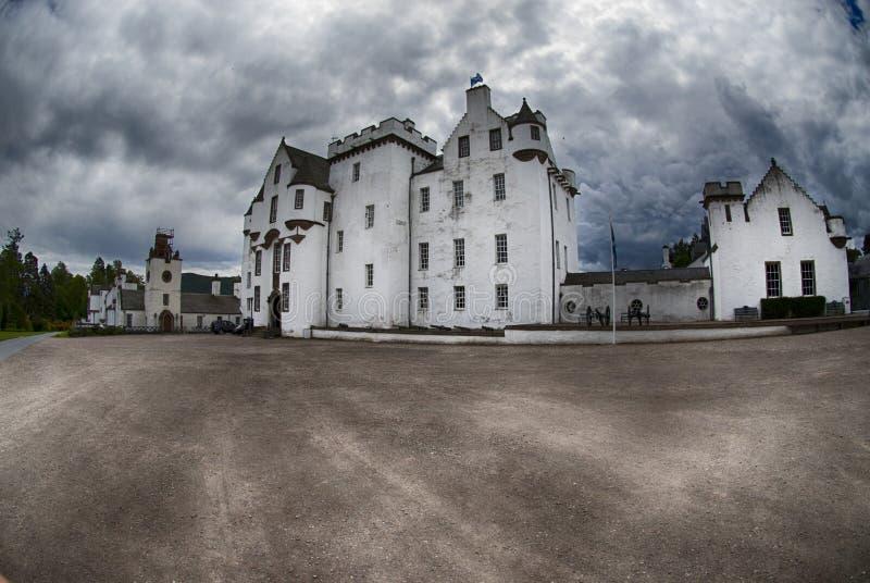 Het kasteel van Blair royalty-vrije stock foto