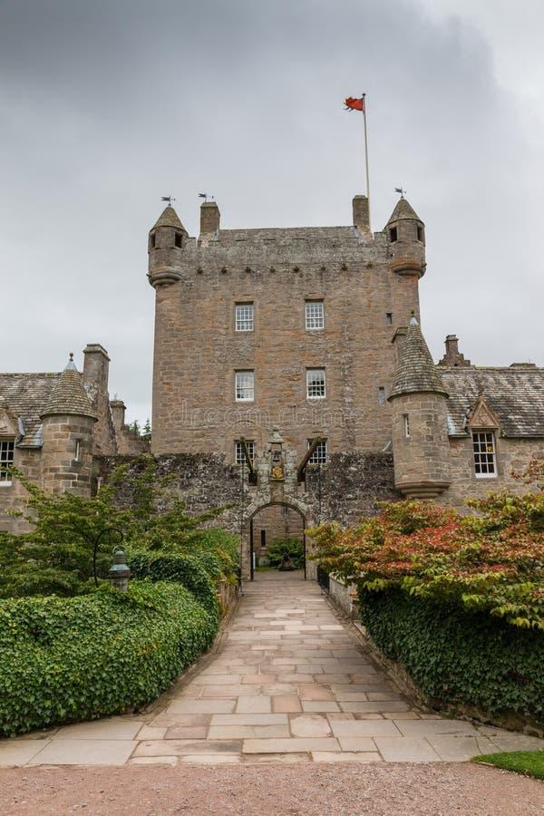 Het Kasteel van Cawdor royalty-vrije stock fotografie