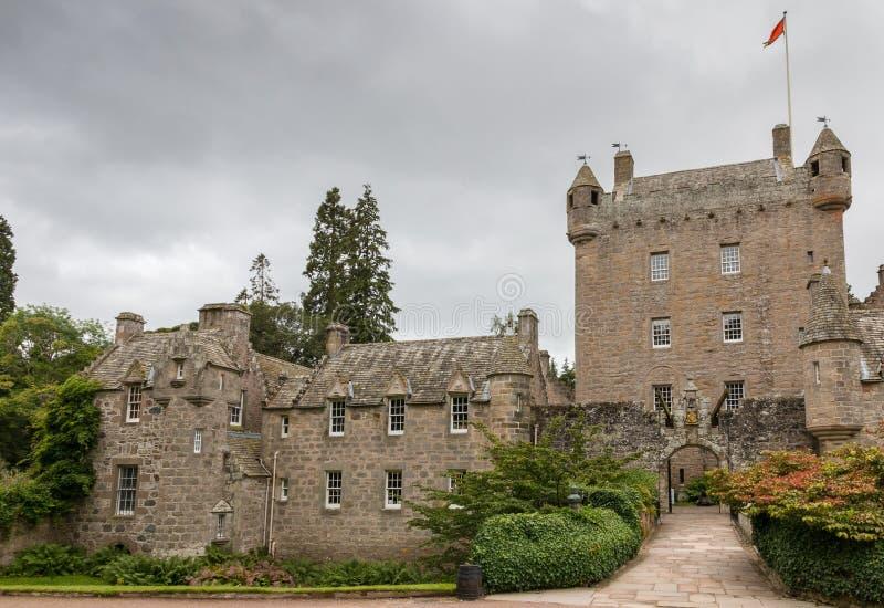 Het Kasteel van Cawdor royalty-vrije stock afbeeldingen