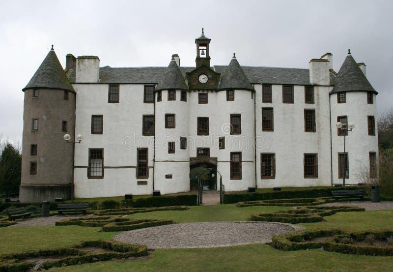 Het Kasteel van Dunhope, Dundee royalty-vrije stock fotografie