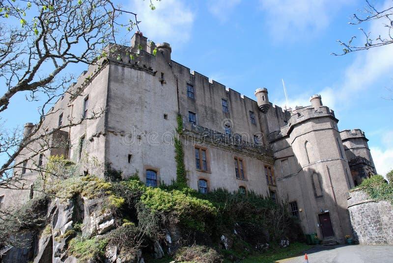 Het kasteel van Dunvegan royalty-vrije stock fotografie