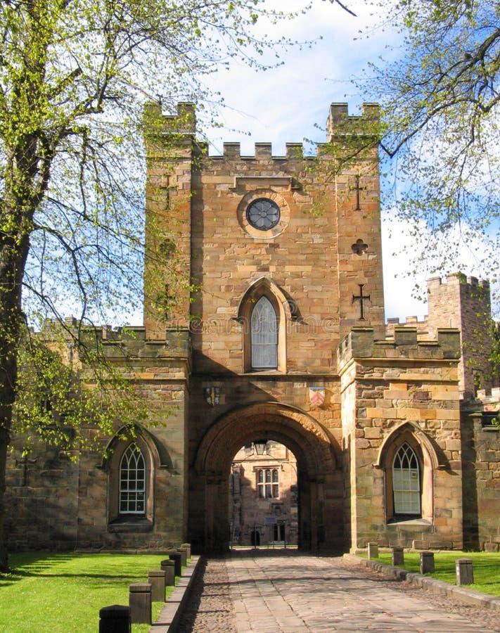 Het Kasteel van Durham royalty-vrije stock fotografie