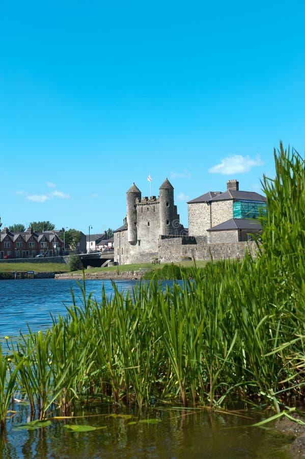 Het kasteel van Enniskilen royalty-vrije stock fotografie