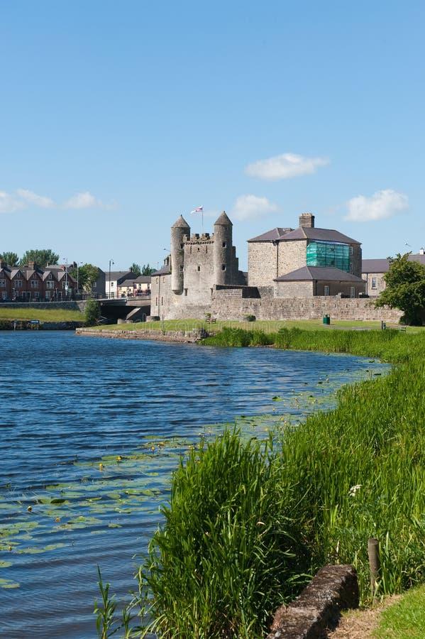 Het Kasteel van Enniskillen stock afbeeldingen