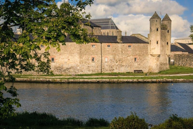 Het Kasteel van Enniskillen provincie Fermanagh Noord-Ierland royalty-vrije stock fotografie