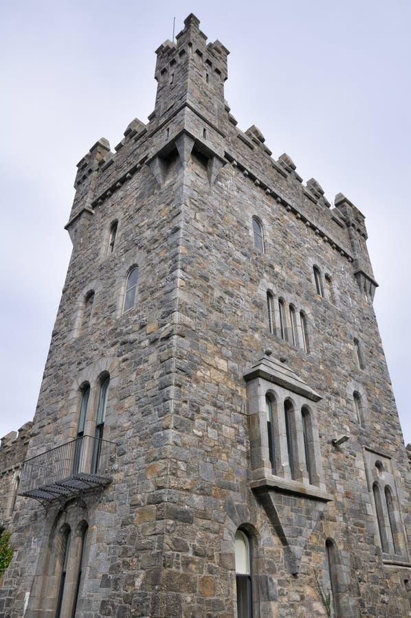 Het Kasteel van Glenveagh, Donegal, Ierland royalty-vrije stock foto's