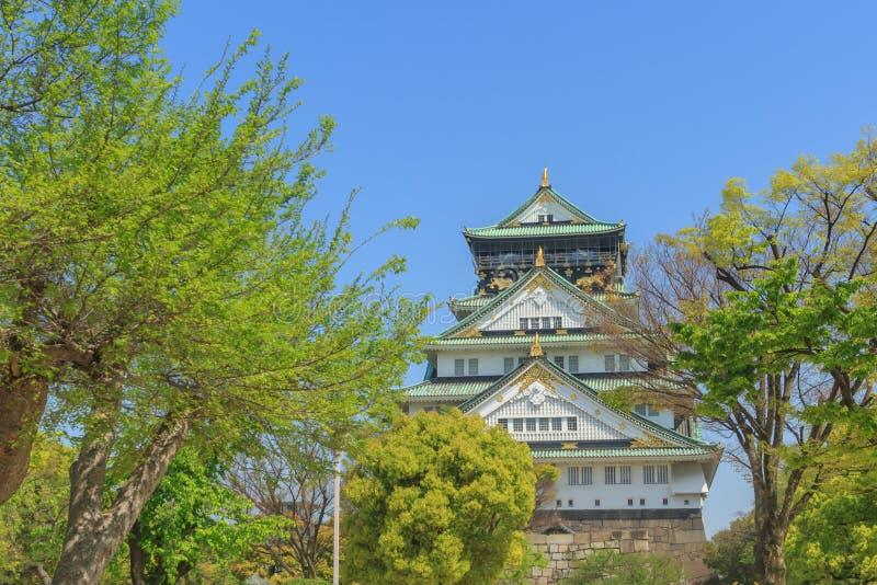 Download Het Kasteel Van Himeji, Osaka Japan Stock Foto - Afbeelding bestaande uit geschiedenis, kasteel: 54079604