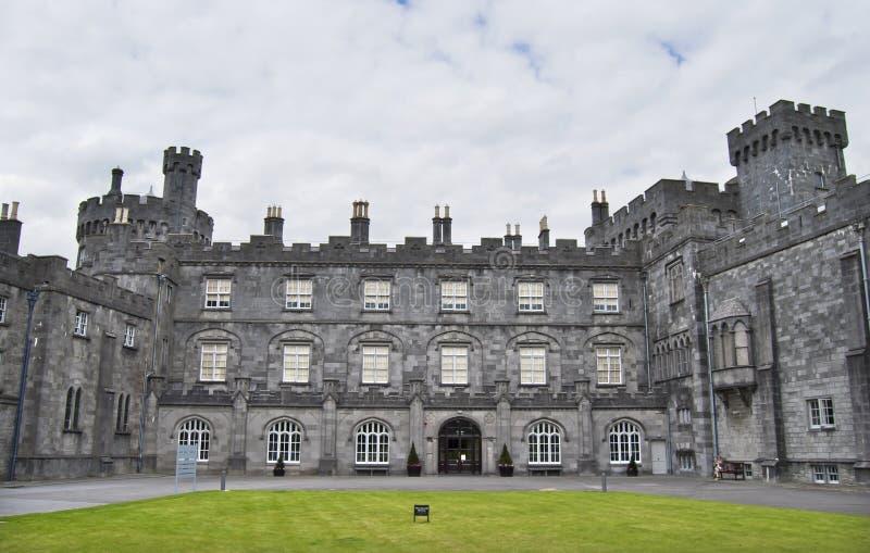 Het kasteel van Kilkenny royalty-vrije stock afbeeldingen
