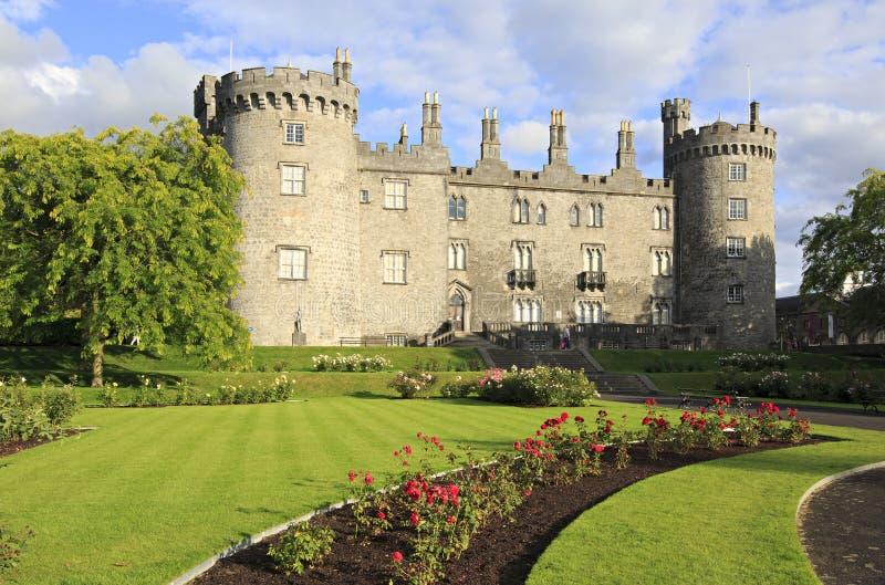 Het Kasteel van Kilkenny stock foto