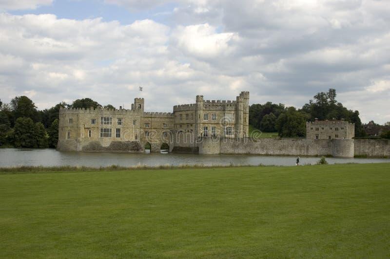 Het kasteel van Leeds royalty-vrije stock afbeeldingen