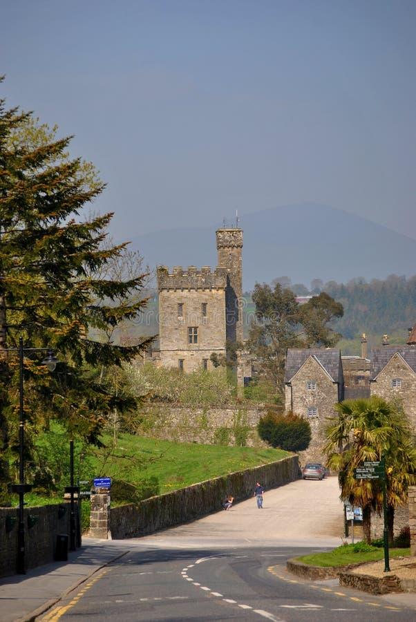 Het kasteel van Lismore royalty-vrije stock fotografie