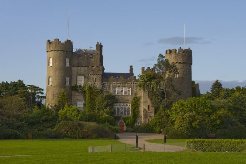 Het kasteel van Malahide royalty-vrije stock afbeelding