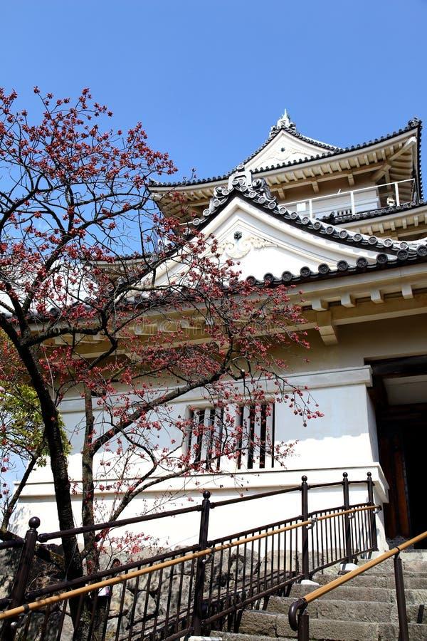 Het Kasteel van Odawara stock afbeelding