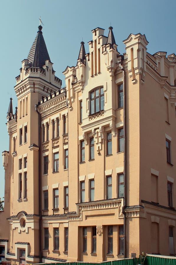 Het kasteel van Richard van de koning stock fotografie