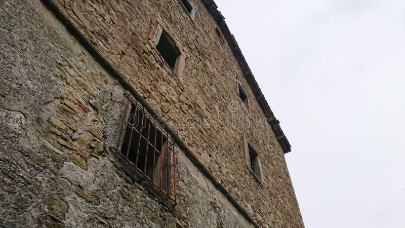 Het Kasteel van Stirling in Schotland royalty-vrije stock afbeelding