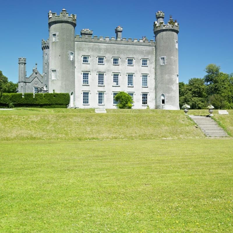 Het Kasteel van Tullynally royalty-vrije stock afbeeldingen
