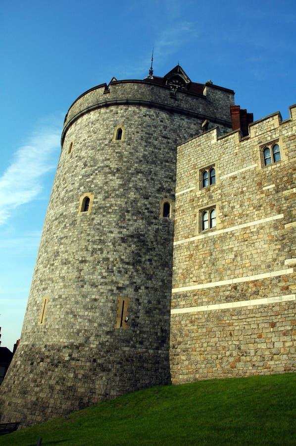 Download Het Kasteel van Windsor stock afbeelding. Afbeelding bestaande uit hemel - 278325