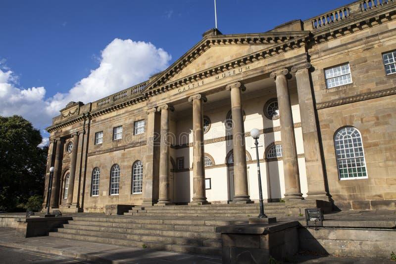 Het Kasteelmuseum van York royalty-vrije stock foto