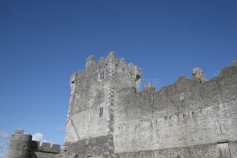 Het kasteelruïnes van Ross, killarney, Ierland royalty-vrije stock fotografie