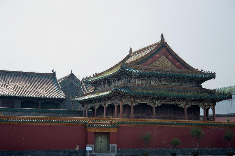 Het keizerPaleis stock foto's