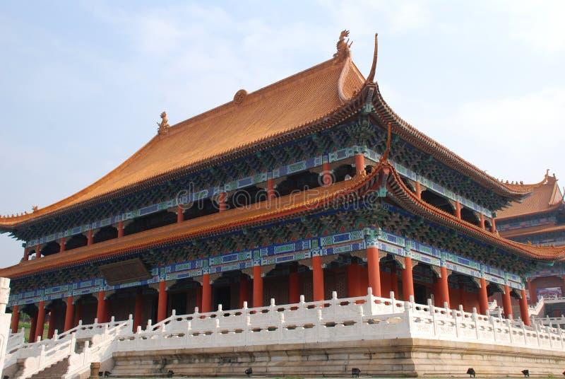 Het keizerPaleis stock fotografie
