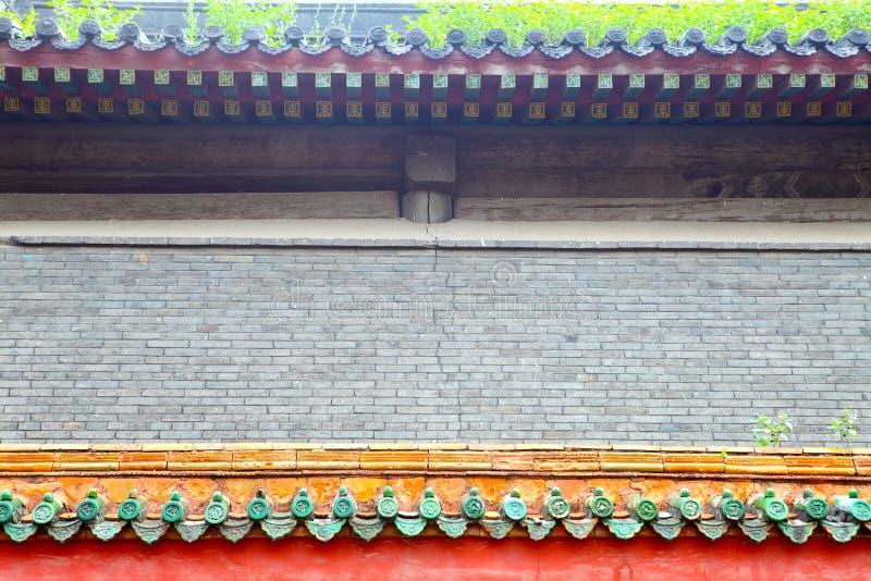 Het keizerpaleis van Shenyang stock afbeeldingen